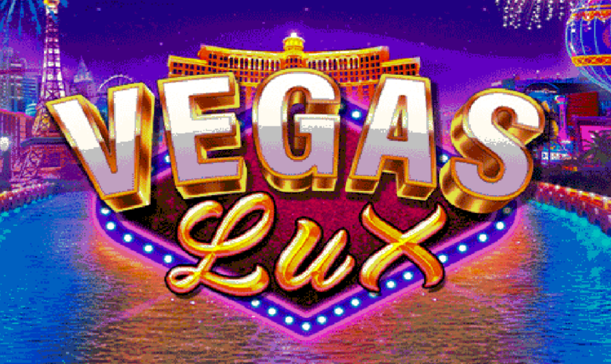 Vegas Lux from RTG released today