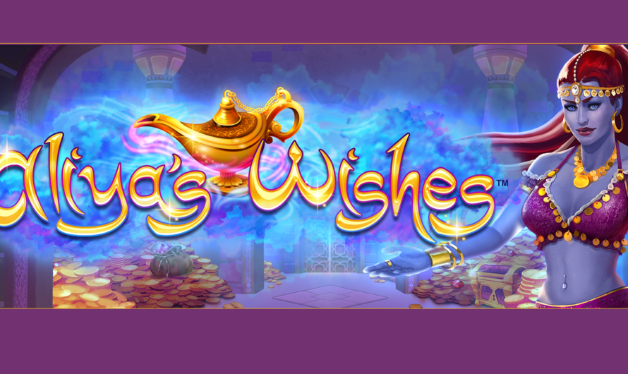Aliyas Wishes from Fortune Factory Review
