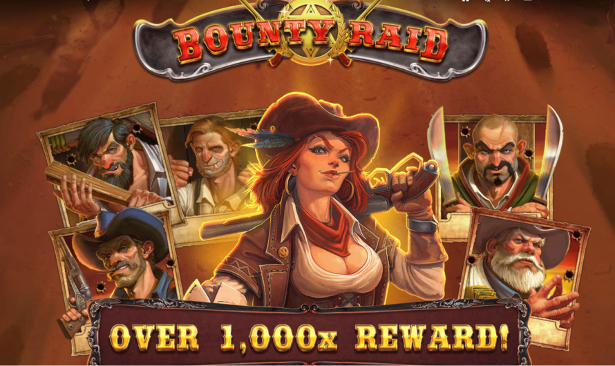 Bounty Raid from Red Tiger