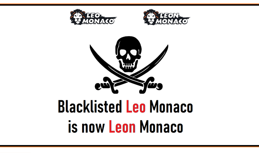 Blacklisted Leo Monaco is now Leon Monaco