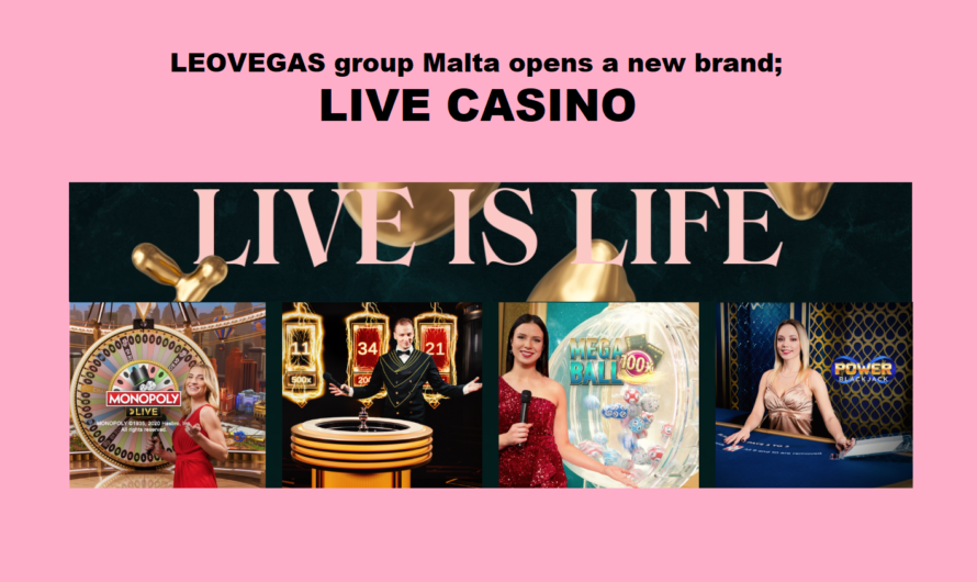 Live Casino from LeoVegas
