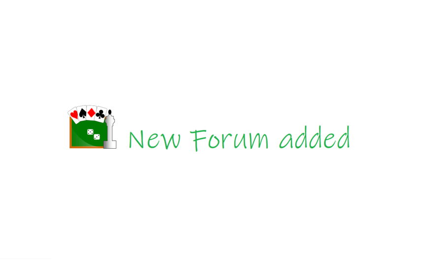New forum added