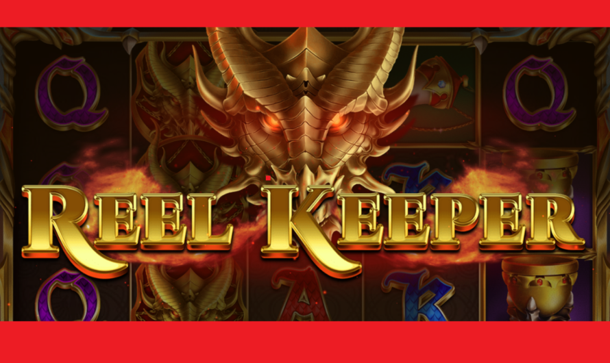 Reel Keeper from Red Tiger