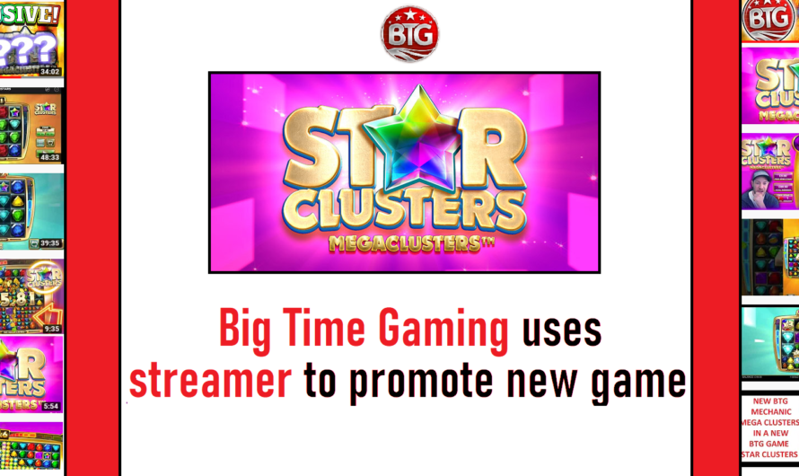 BTG uses streamer to promote new game