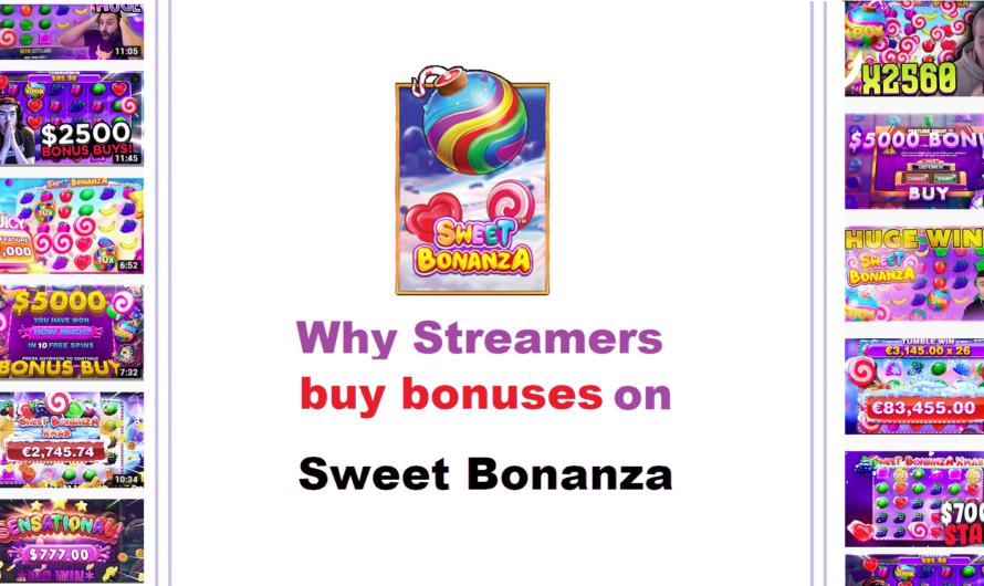 Bonus Buys at Sweet Bonanza