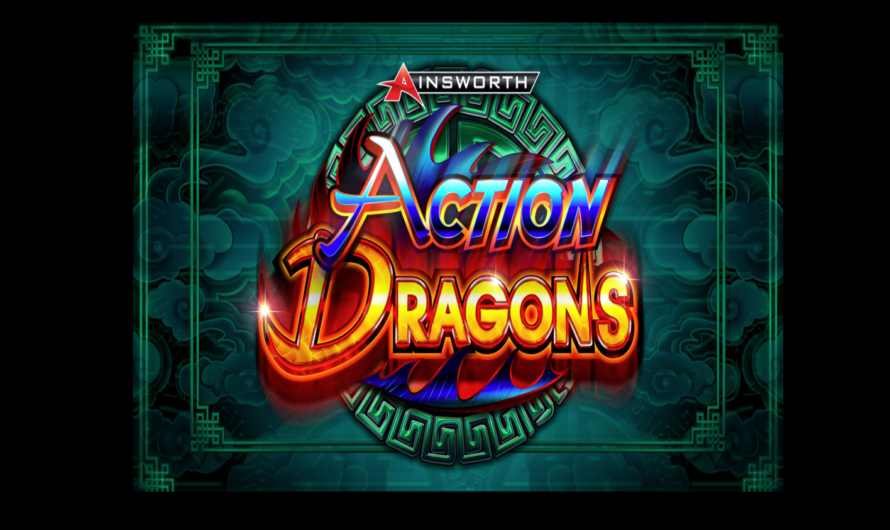 Action Dragons from Ainsworth
