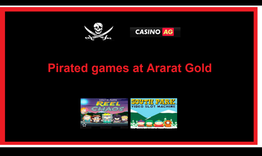 Pirated Games at Ararat Gold