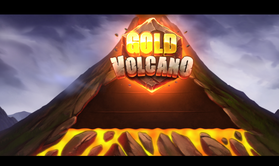Gold Volcano from Play'n Go