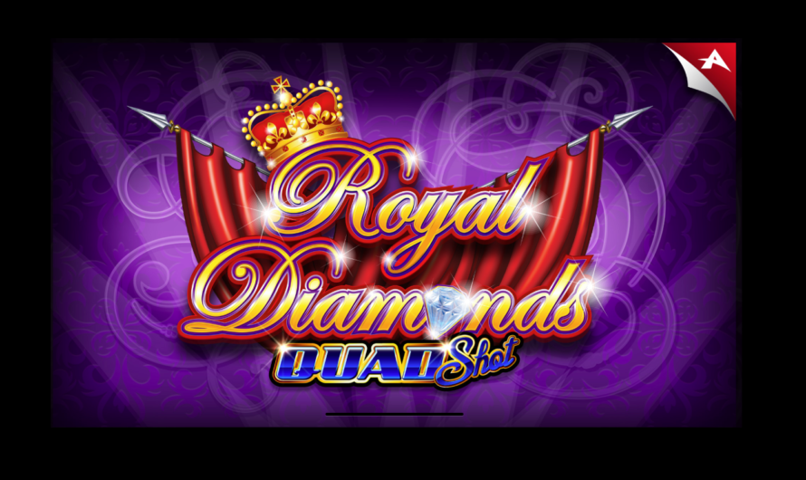 Royal Diamonds from Ainsworth