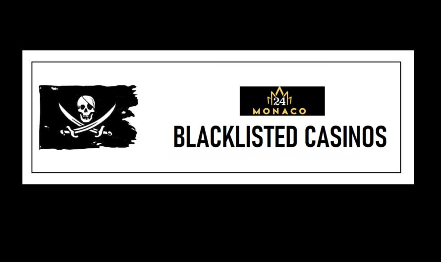 24Monaco Blacklisted