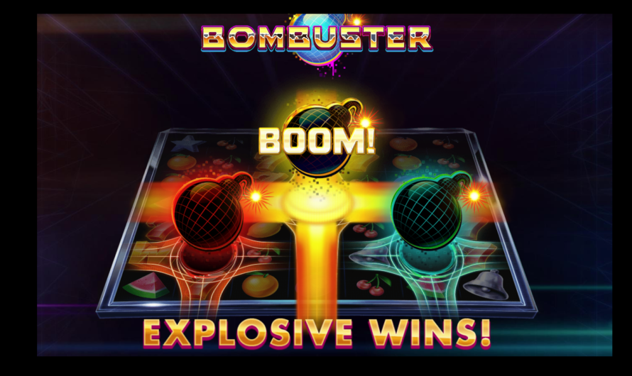 Bombuster from Red Tiger
