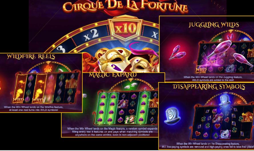 Cirque de la Fortune from Red Tiger