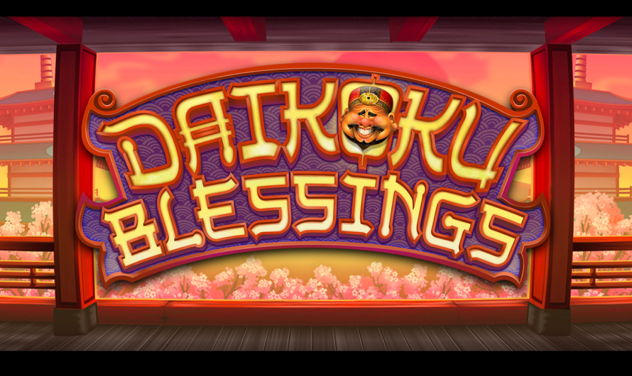 Daikoku Blessings from Rival
