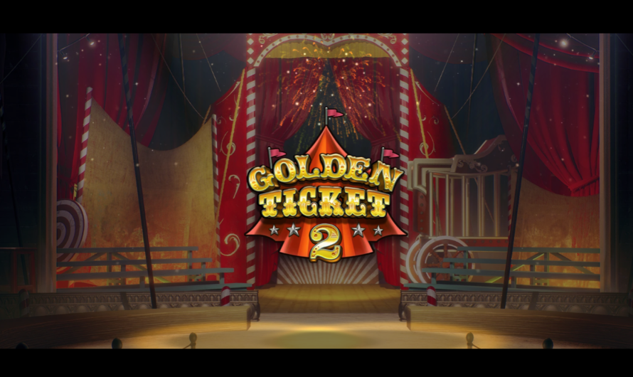 Golden Ticket 2 from Play'n GO