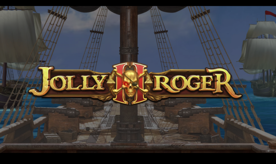 Jolly Roger 2 from Play'n GO