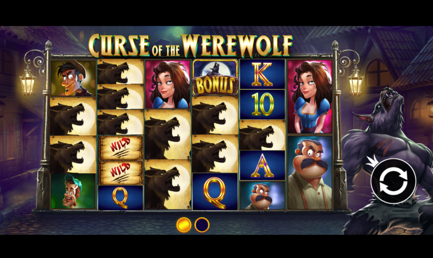 Curse of the Werewolf Megaways from Pragmatic Play