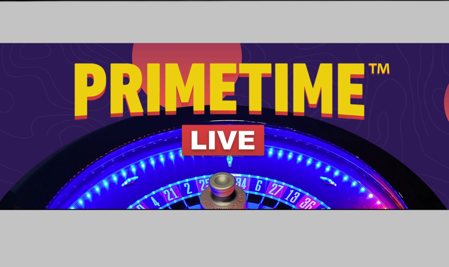 PrimeTime at LiveCasino 1. October