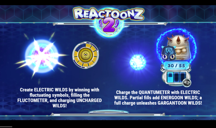 Reactoonz 2 from Play'n GO