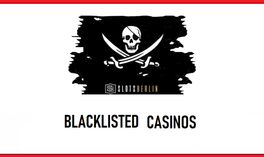 Slots Berlin Blacklisted