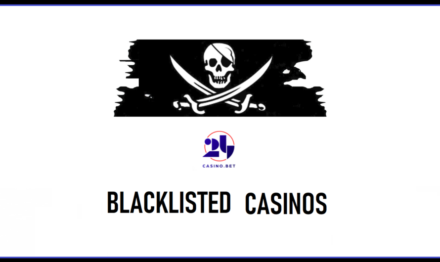 24Casino.bet BLACKLISTED