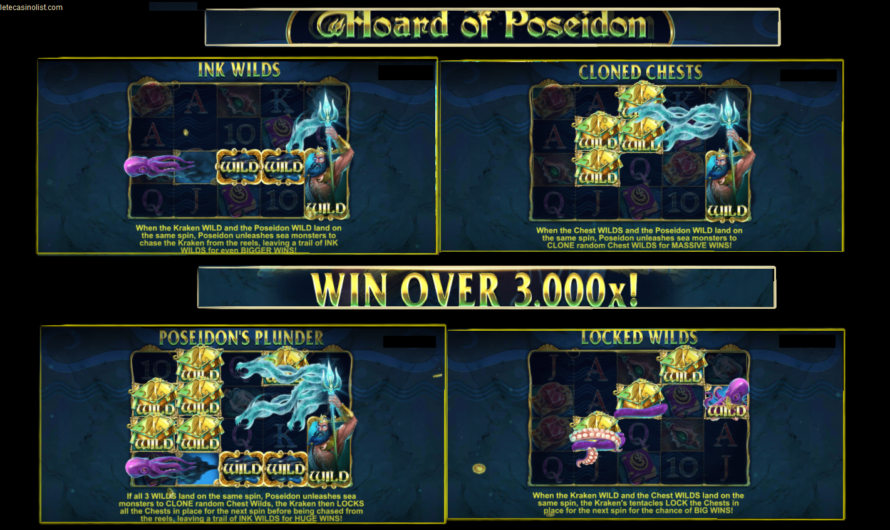 Hoard of Poseidon from Red Tiger