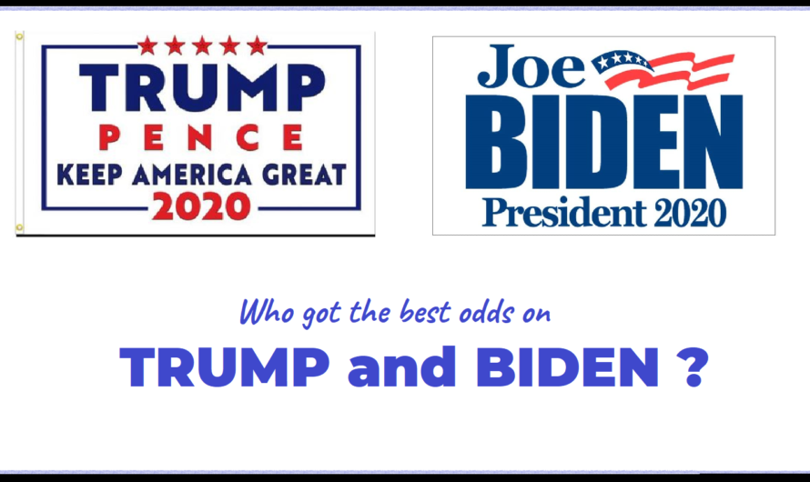 Best odds on Trump and Biden ?