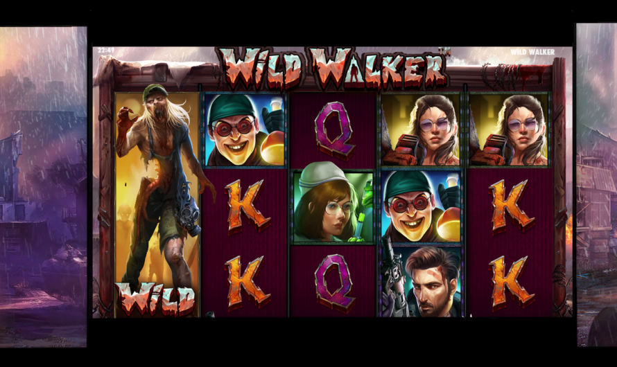Wild Walker from Pragmatic Play