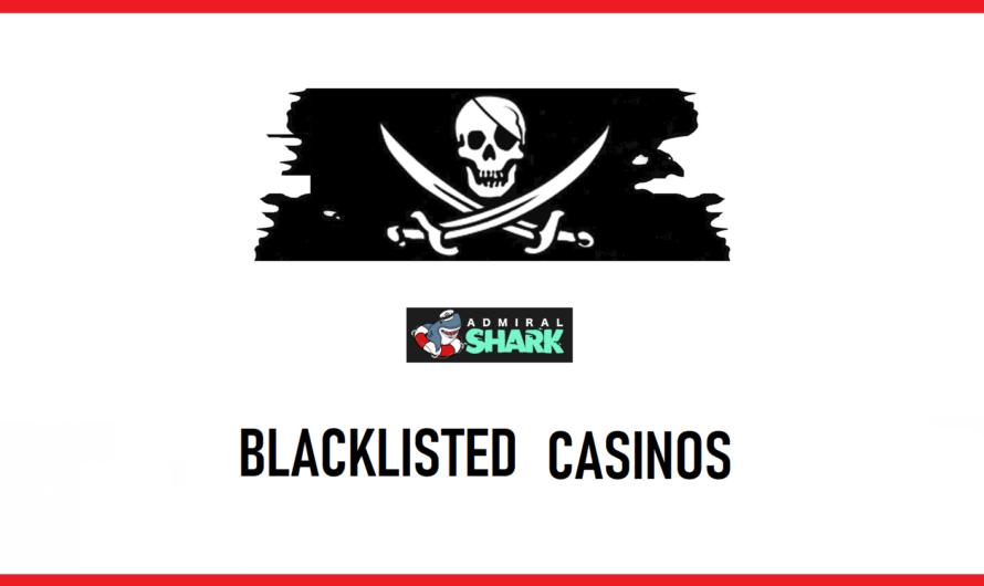 AdmiralShark Blacklisted