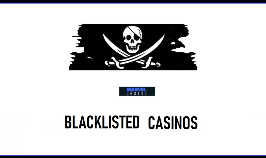 MarvelCasino Blacklisted