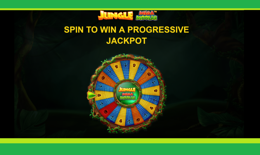 Jungle Mega Moolah from Microgaming