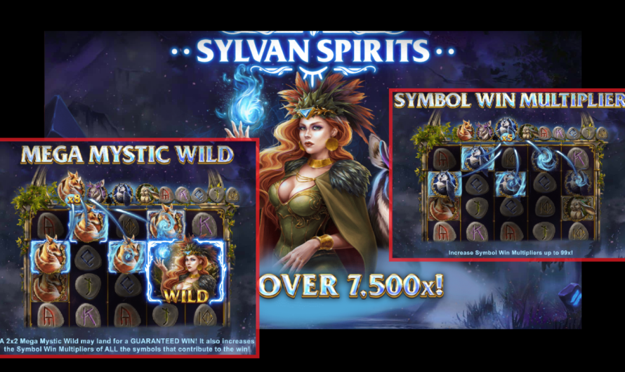 Sylvan Spirits from Red Tiger