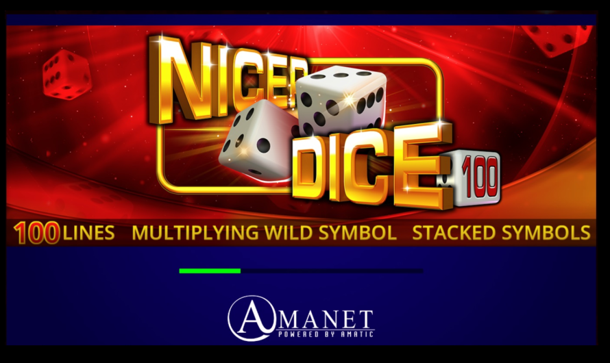 Nicer Dice 100 from Amatic
