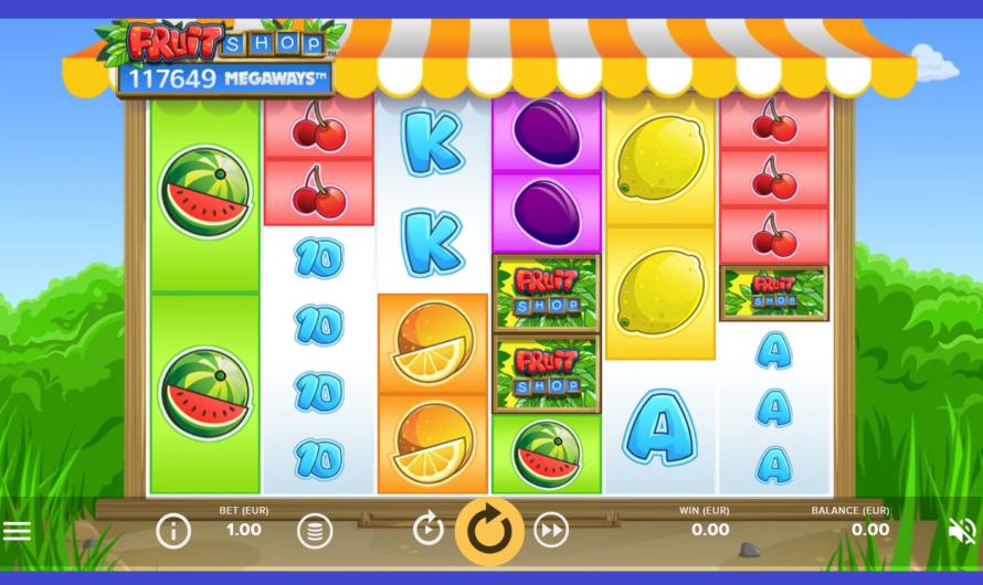 Fruit Shop Megaways from Net Ent