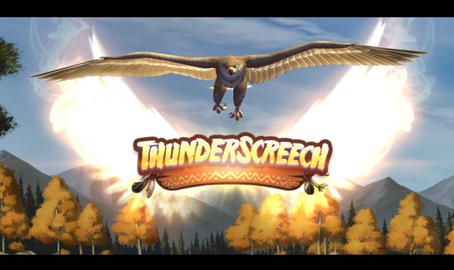 Thunder Screech from Play'n GO
