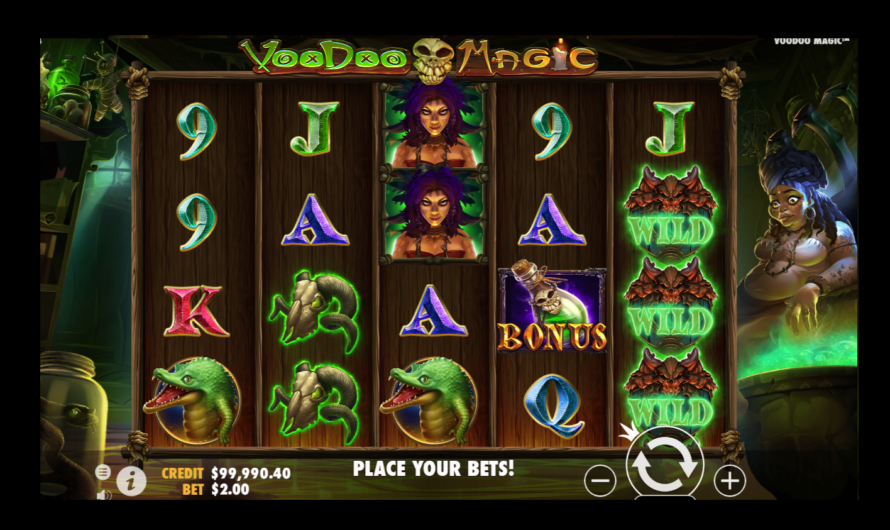 Voodoo Magic from Pragmatic Play