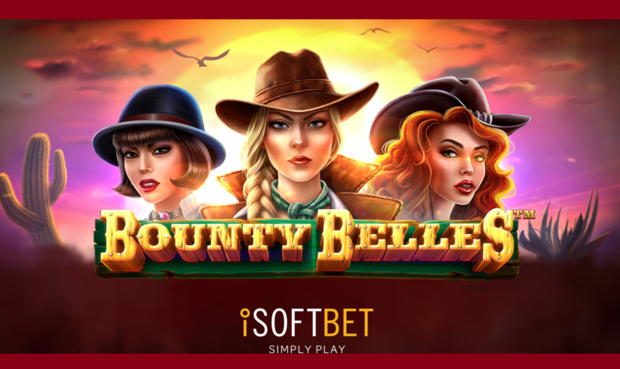 Bounty Belles from iSoftBet