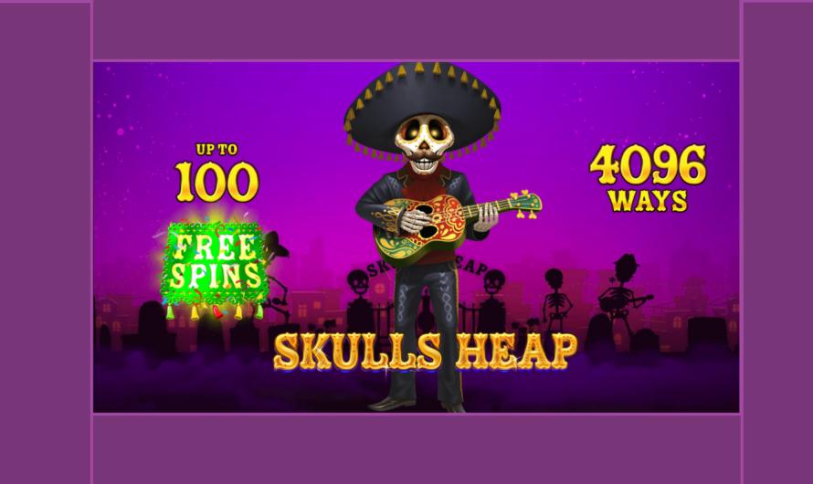 Skulls Heap from GONG
