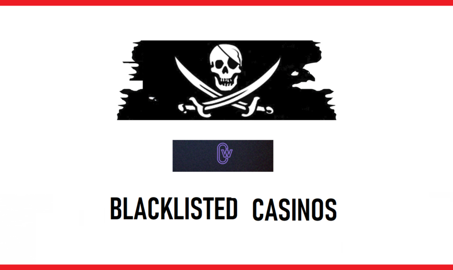 Casinowin bet Blacklisted