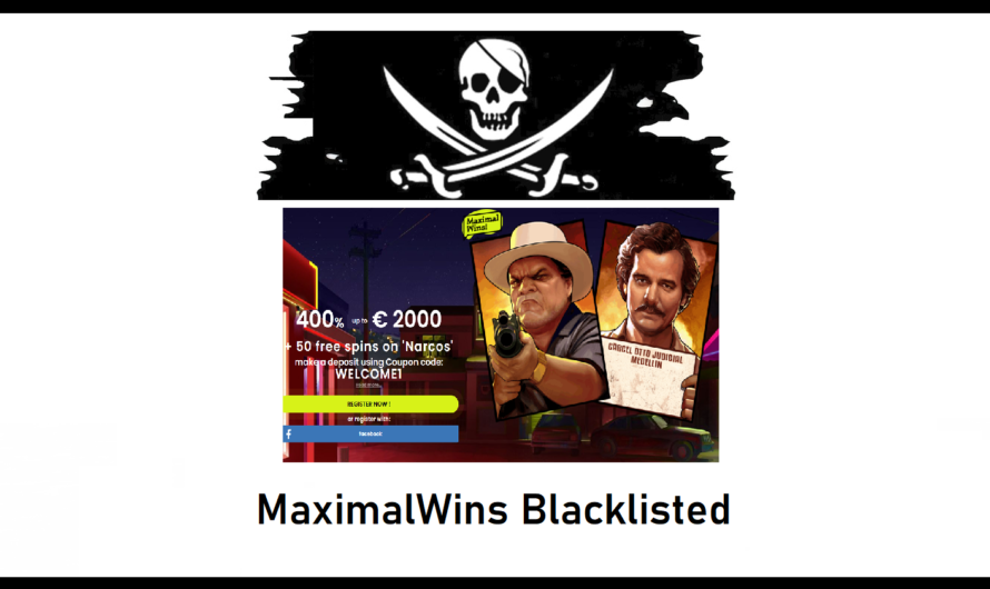 MaximalWins Blacklisted