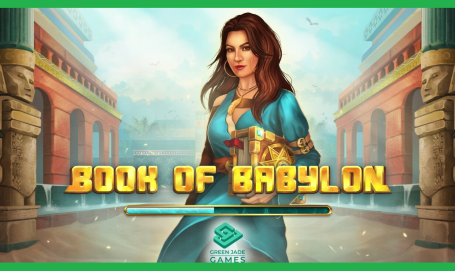 Book of Babylon from Green Jade