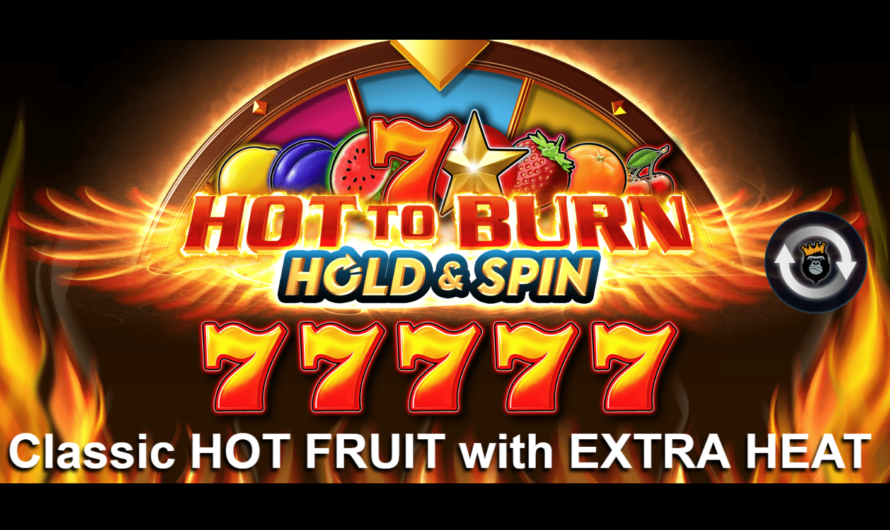 Hot To Burn from Pragmatic Play
