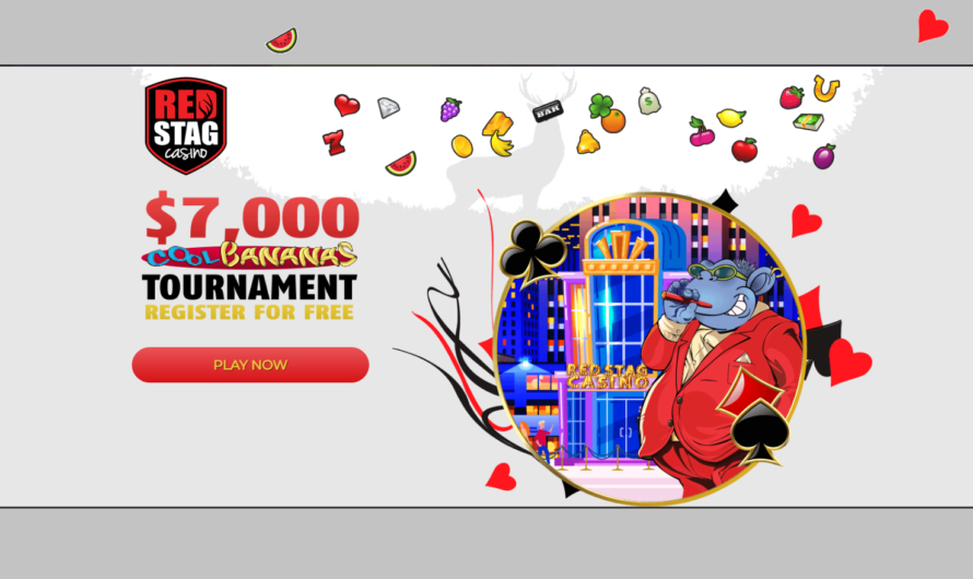 Monkey Business Freeroll at Red Stag