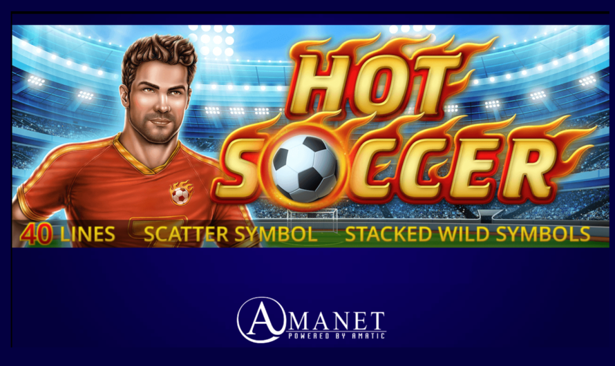 Hot Soccer from Amatic