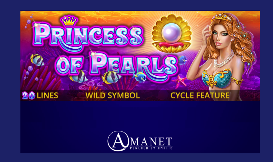 Princess of Pearls from Amatic