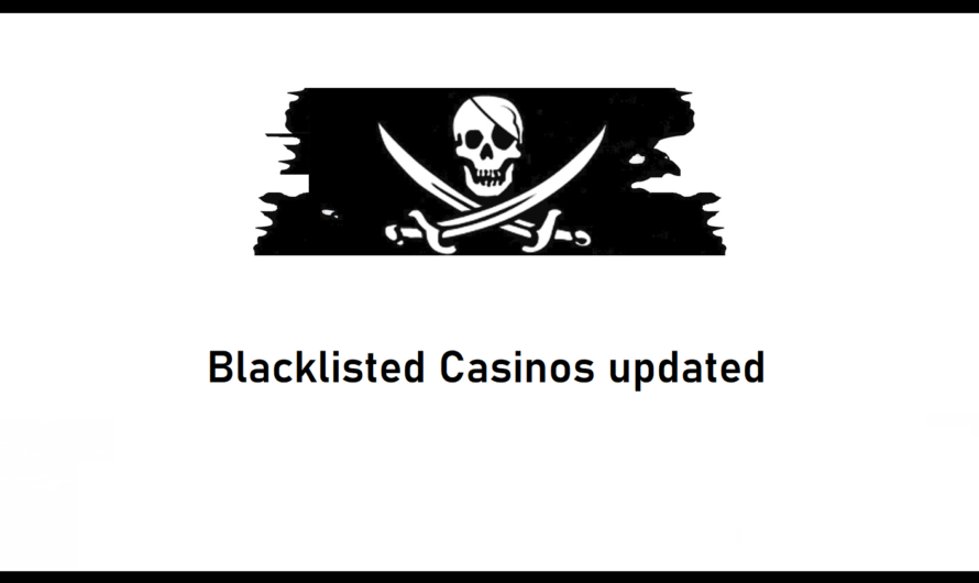 Blacklisted Casinos Updated