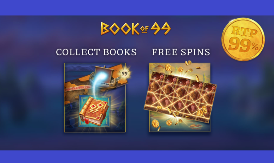 Book of 99 from Relax Gaming