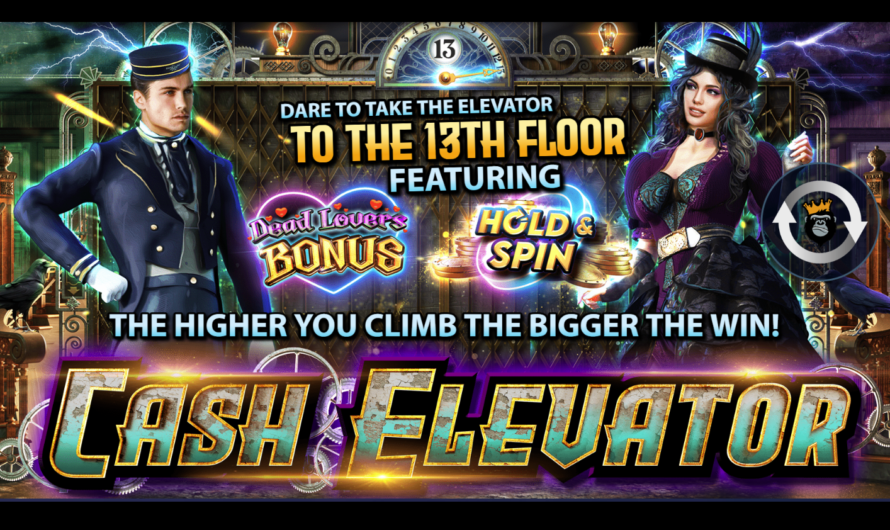 Cash Elevator from Pragmatic Play