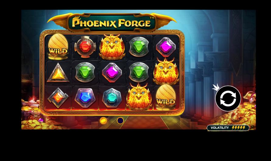 Phoenix Forge from Pragmatic Play