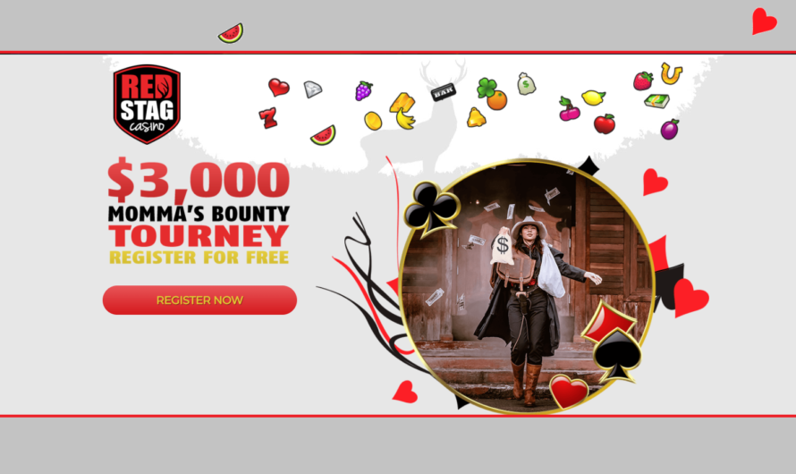 Momma's Bounty Freeroll at Red Stag
