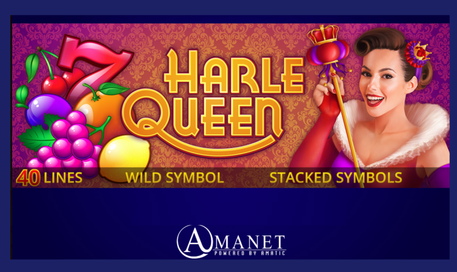 Harlequeen from Amatic